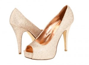 34b6dc343408 Pink sparkly shoes inspired by Jennifer Lopez on American Idol Top ...