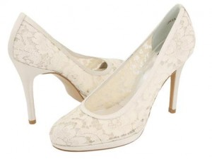 Kate Middleton Wedding Shoes Picture Lace Heels For Brides