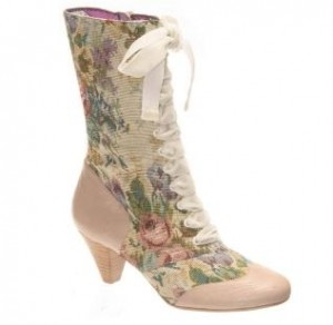 Shoes For Victorian Steampunk Wedding Style